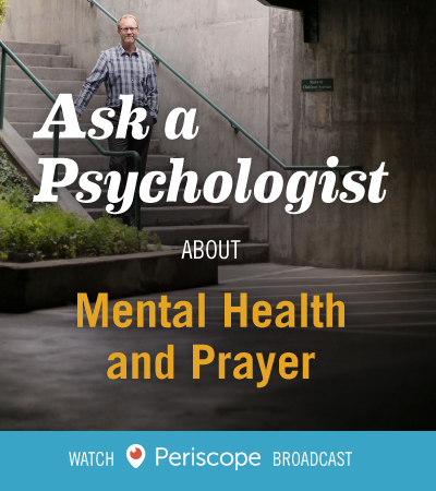 Brad Strong Ask a Psychologist about mental health tile