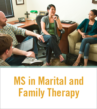 Master in Marital and Family Therapy