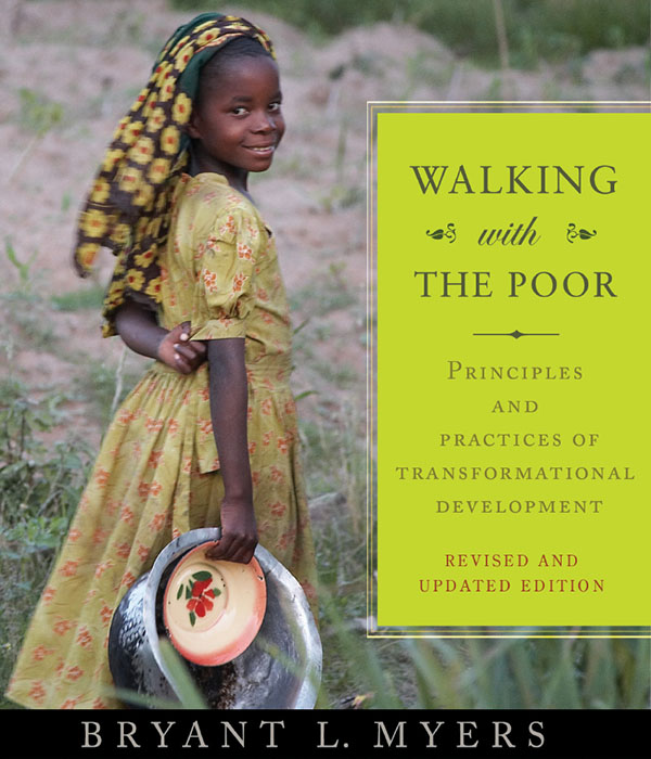 Walking With the Poor Cover