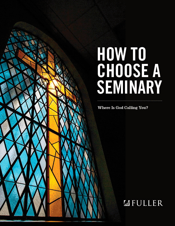 How to Choose a Seminary