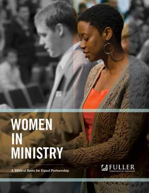 DOWNLOAD A PDF OF THE COMPLETE ESSAY BY DAVID SCHOLER ON WOMEN IN MINISTRY