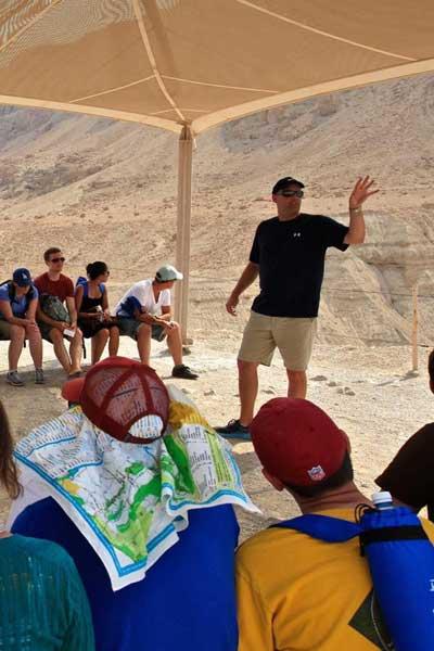 Chris-Hays-Israel-Course