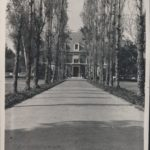 The Cravens Estate, which housed faculty offices and student residences for the new seminary