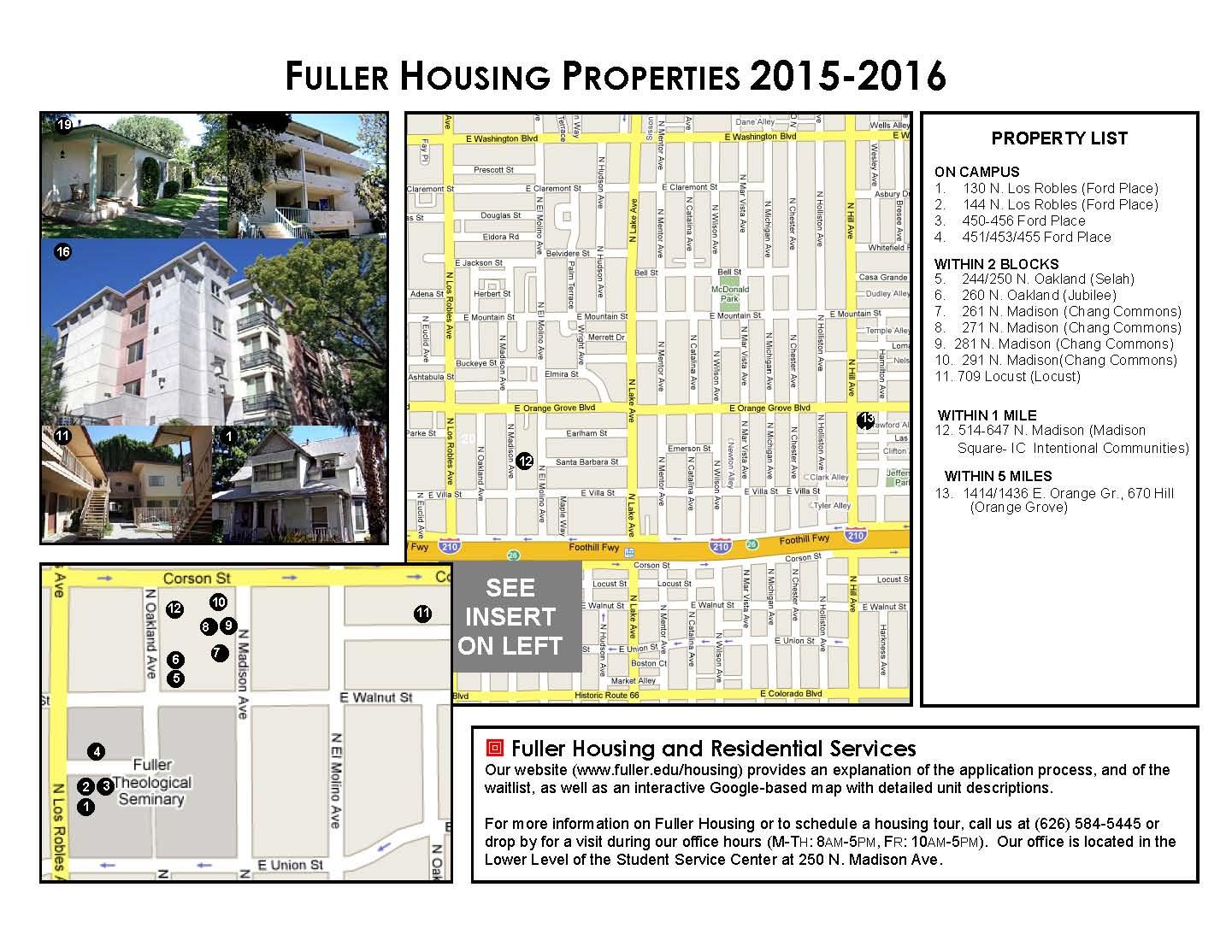 Properties Map 2015