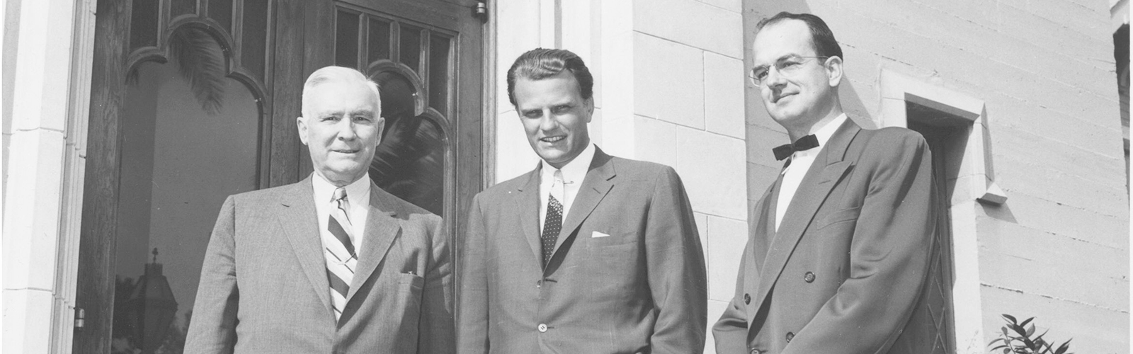Billy Graham at Fuller