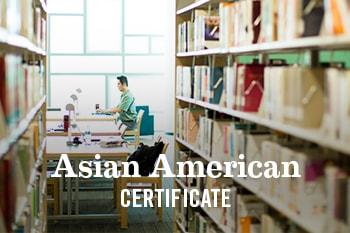 Asian American Certificate
