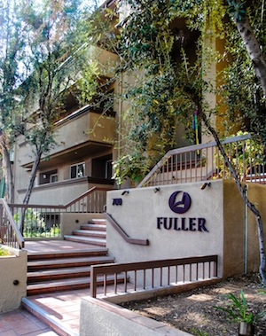 Fuller Guest Center Front