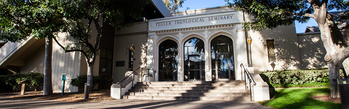 Fuller Seminary Steps Bright