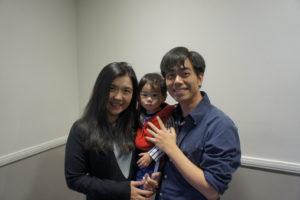 Charlotte Lin & Jacky Yang