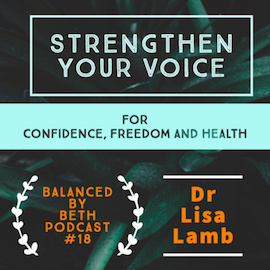 strengthen your voice podcast