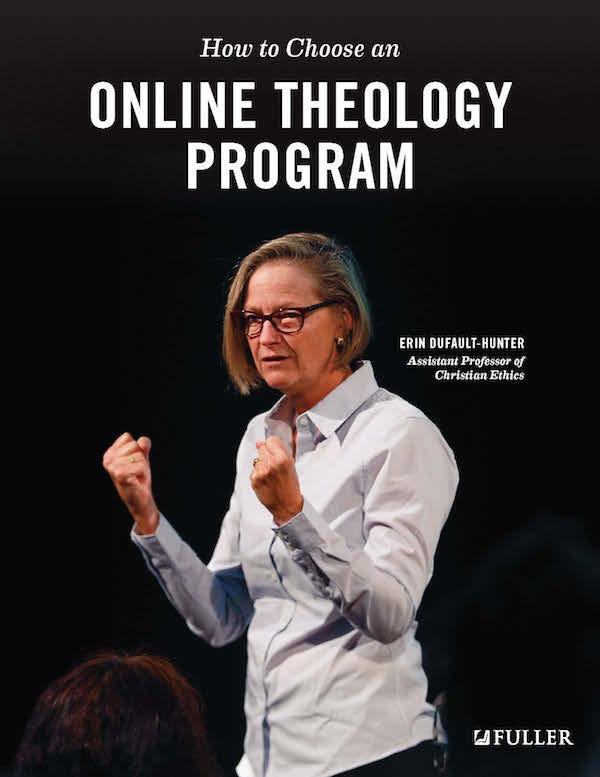 How to Choose An Online Seminary