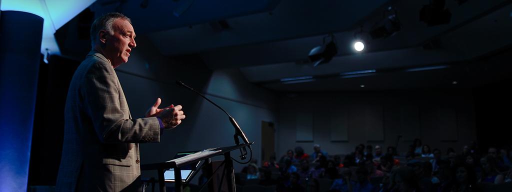 Scott Cormode Speaking