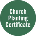 Church Planting Certificate