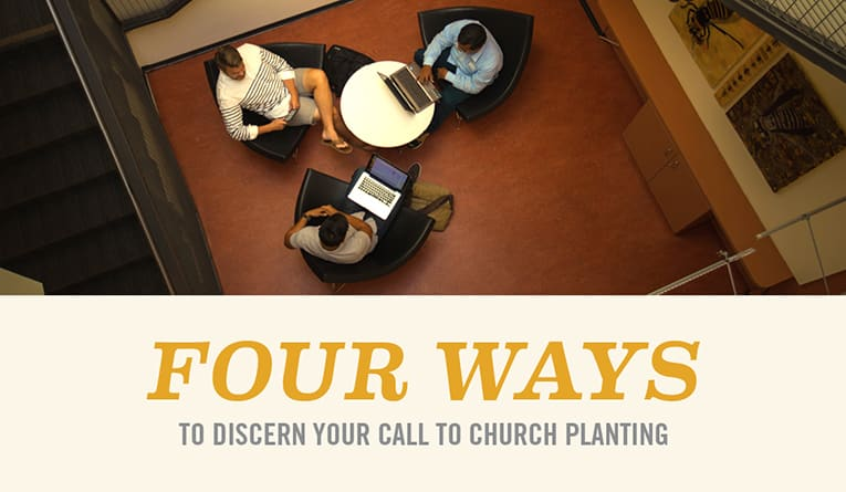 discern your call to church plant