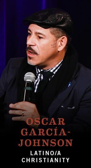 Oscar Garcia Johnson