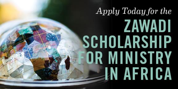 Zawadi Scholarship | Fuller Seminary
