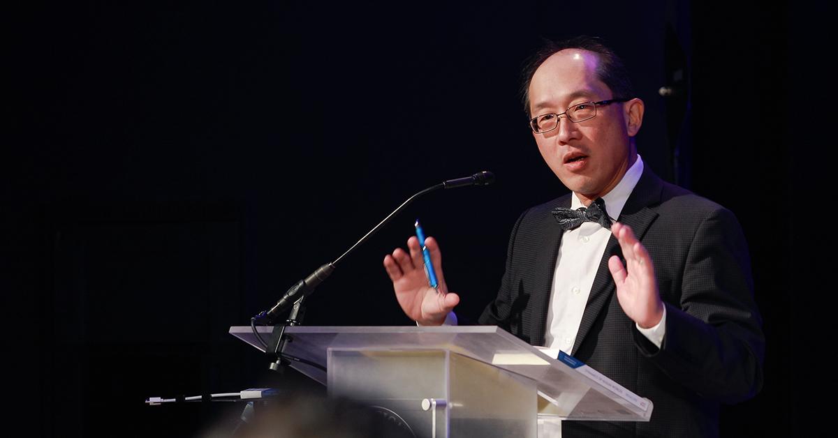 Amos Yong speaking