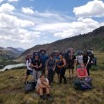 wilderness and earthkeeping students