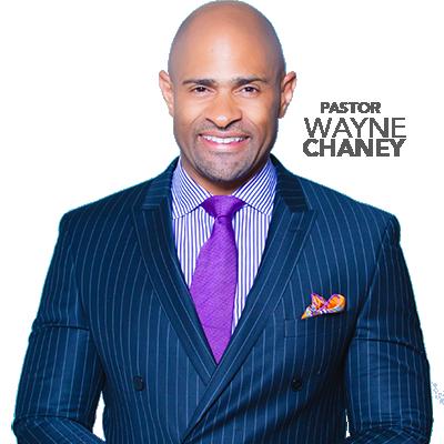Pastor Wayne Chaney