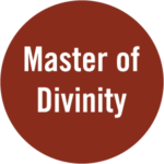 Master of Divinity badge