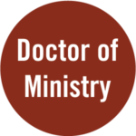 Doctor of Ministry Badge