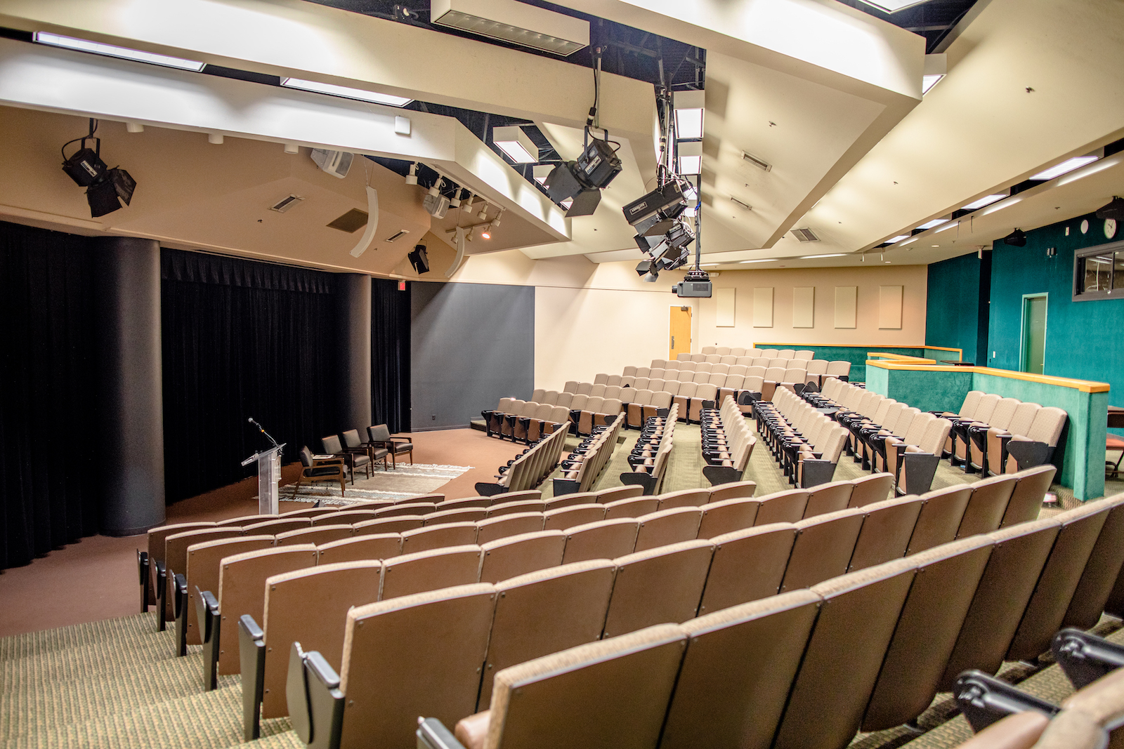 Travis Auditorium