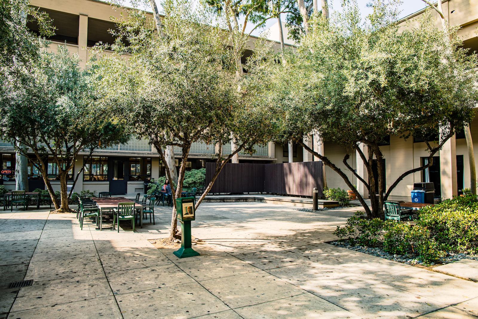 Garth Courtyard