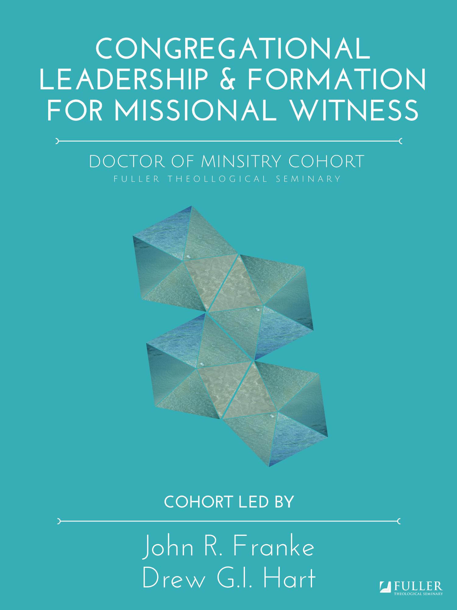 Congregational Leadership & Formation for Missional Witness Cohort