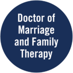 Doctor of Marriage and Family Therapy badge