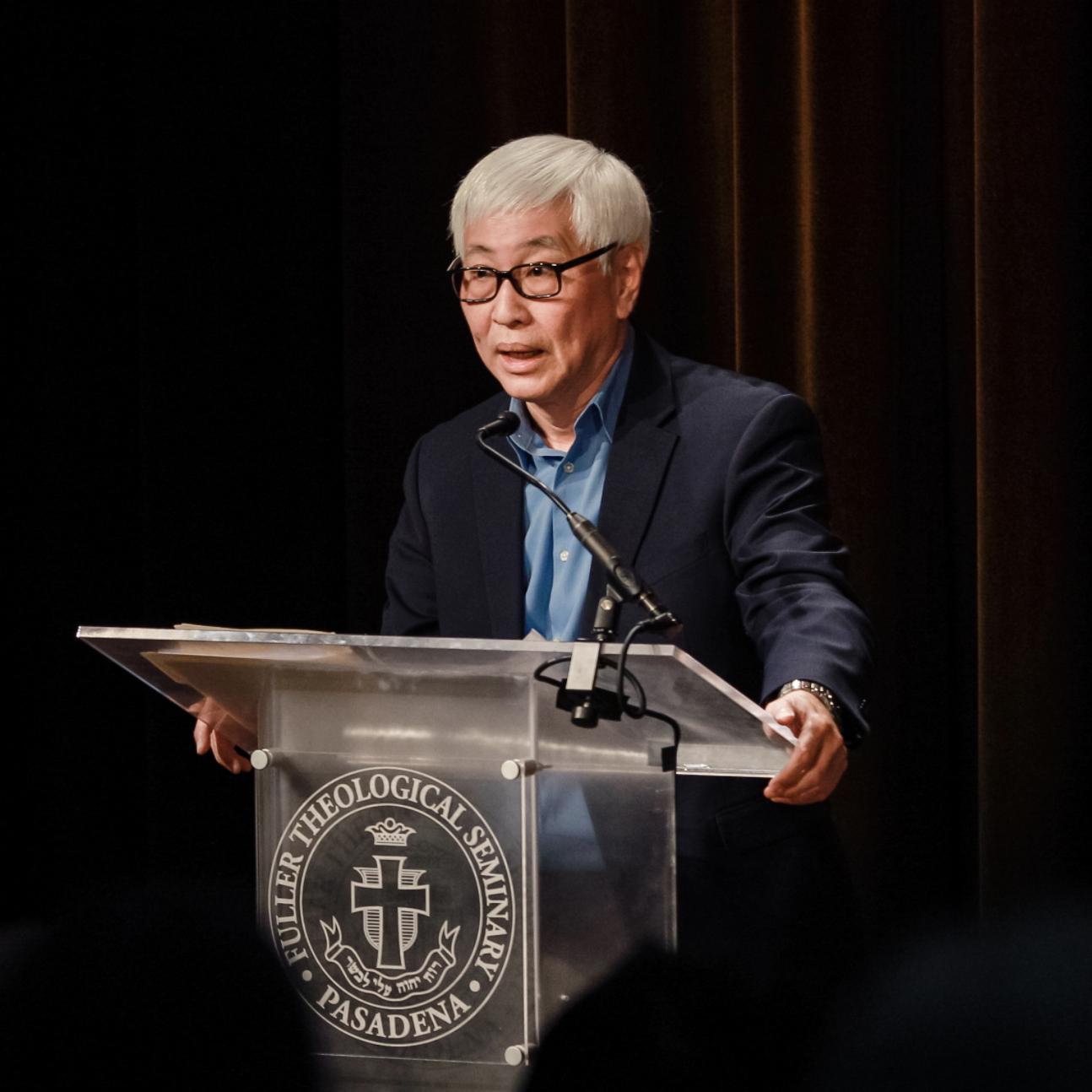 Senior Professor of Psychology Siang-Yang Tan