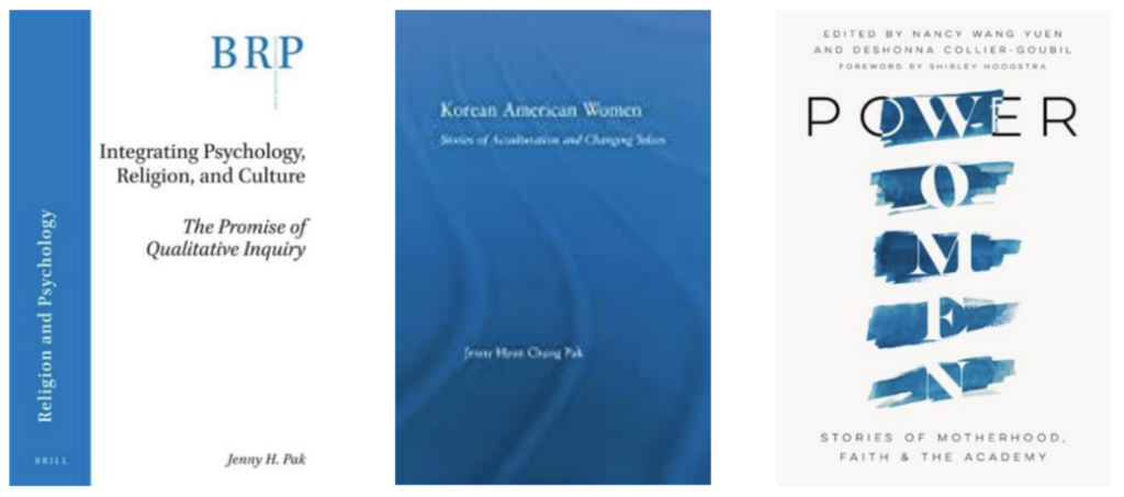 Books by Jenny Pak