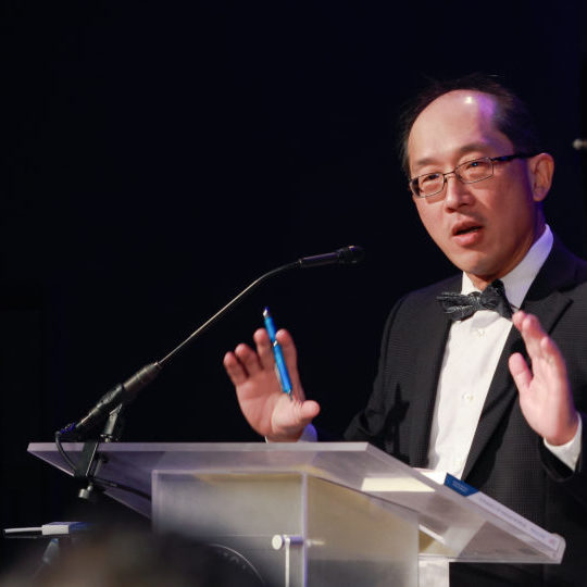 Amos Yong speaking